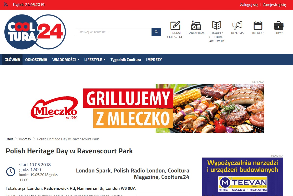 Mleczko - media relations