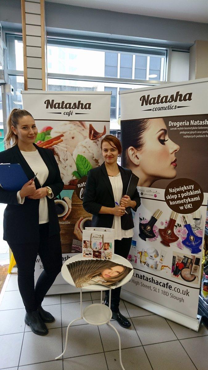 Natasha - Cosmetics otwarcie sklepu