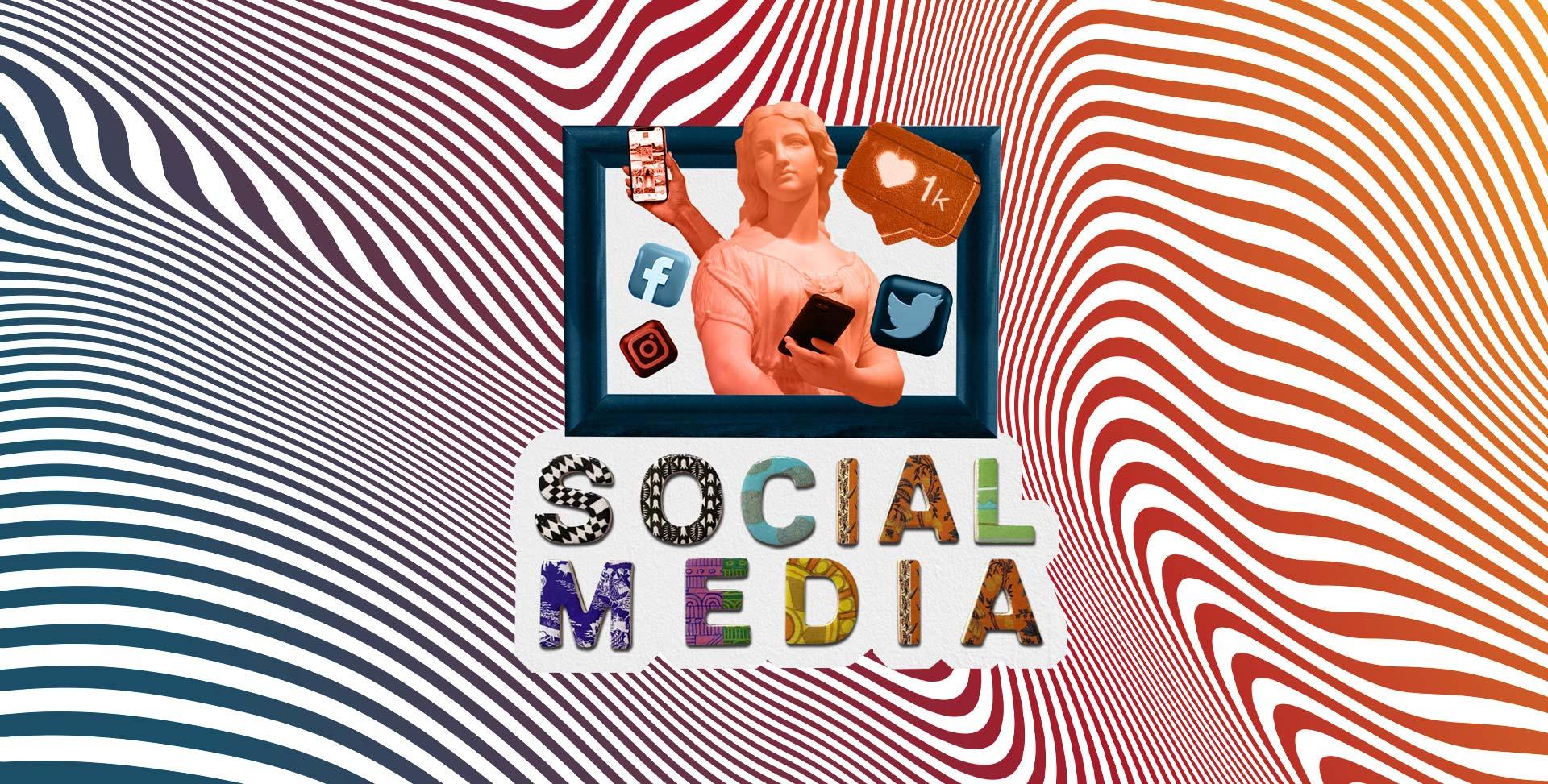 Social-Media-tekst